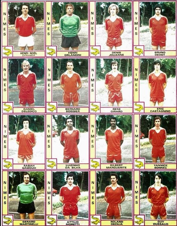 Nîmes Olympique 1979/1980