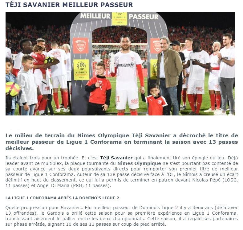 Buteurs / passeurs et Statistiques des  crocos : Saison 2018-2019 du NO  - Page 5 Image