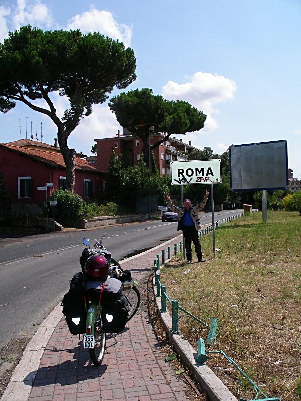 ... und nochmal Rom