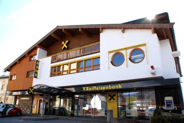Raiffeisenbank Kössen