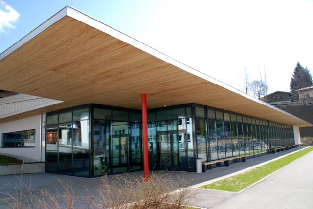 Sporthalle Kössen