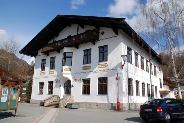Schulhaus Kössen