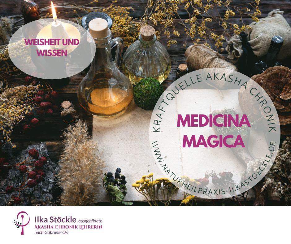 Medicina magica
