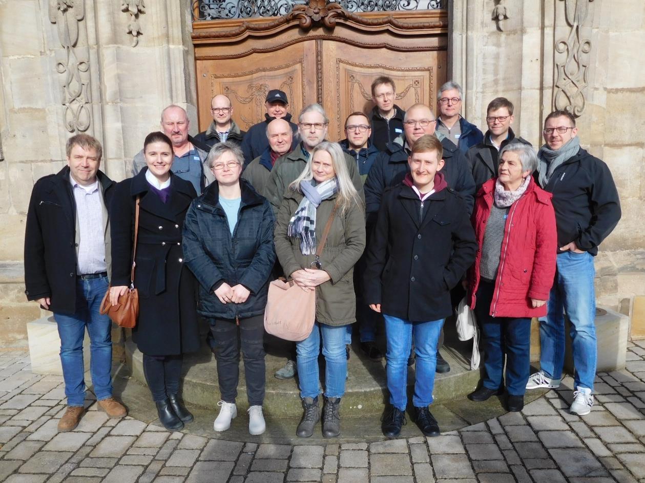 Seminar in Klosterlangheim