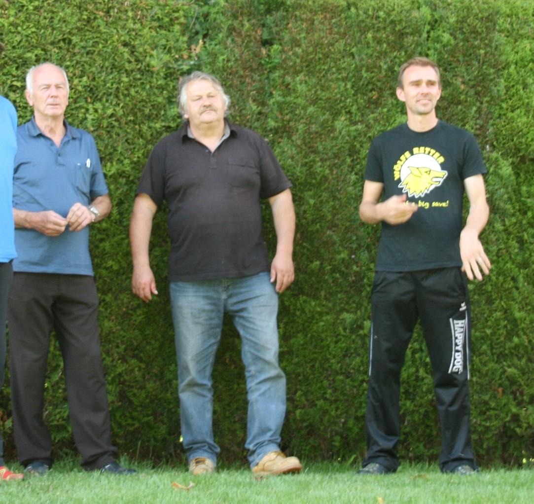 R: Willi Märkker; Bernhard Prem; Helfer: Günther