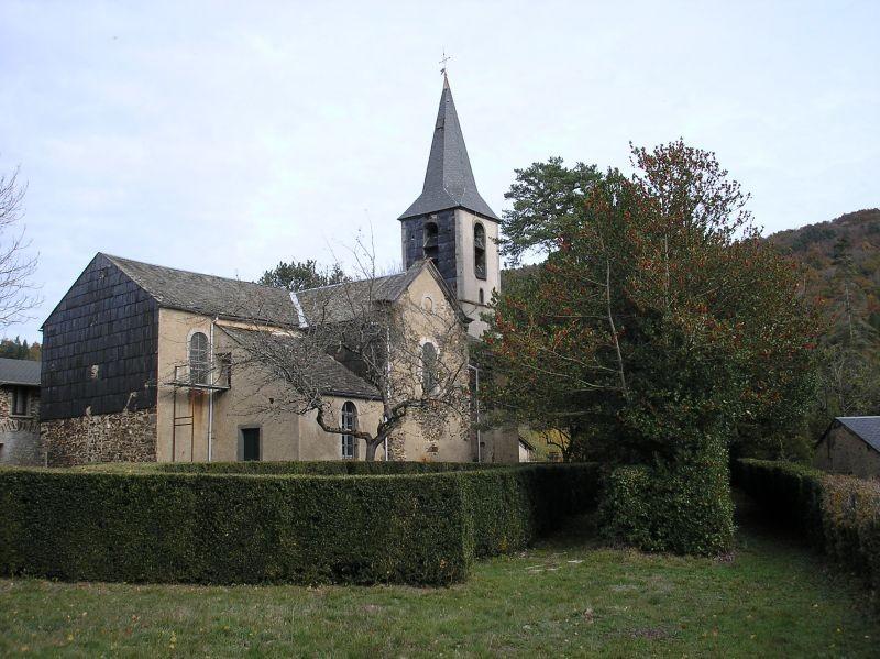 Jardin de l'Église Catholique