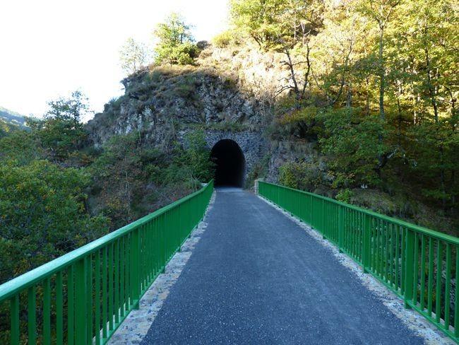 Tunnel de la Voie Verte
