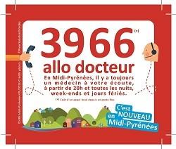 Docteur Couzinie 05 63 37 56 16