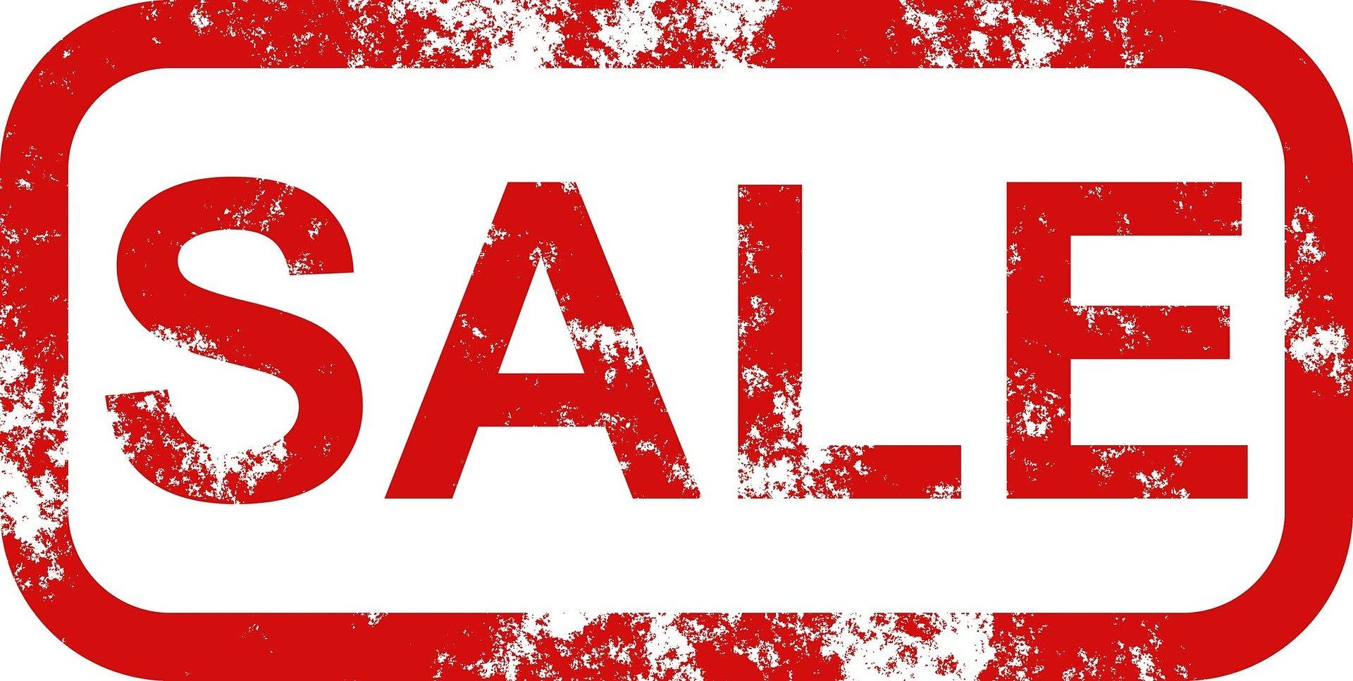 %Sale%