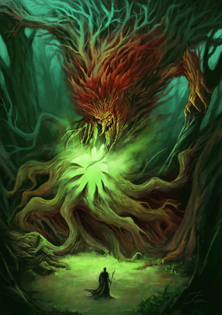 Evil Tree Witch 2.0