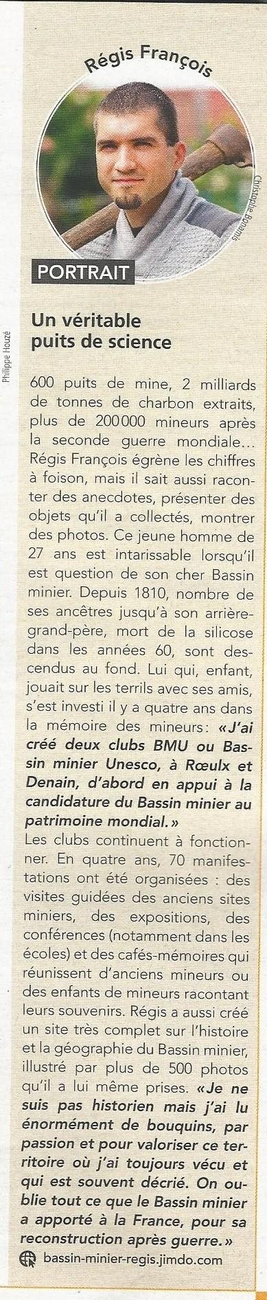Magazine Le Nord publié le 17/08/15