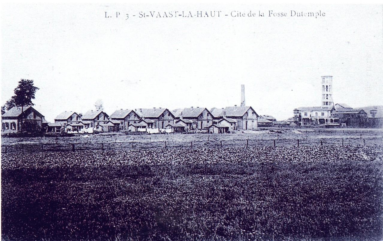 Valenciennes fosse Dutemple