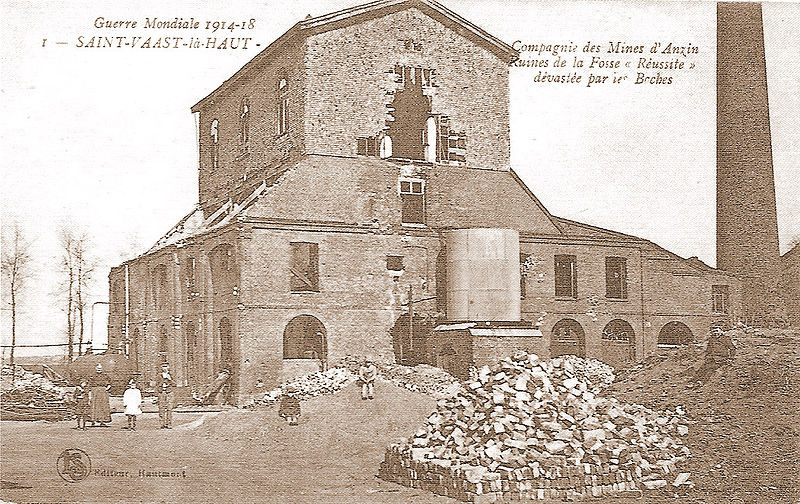 Fosse Reussite Valenciennes