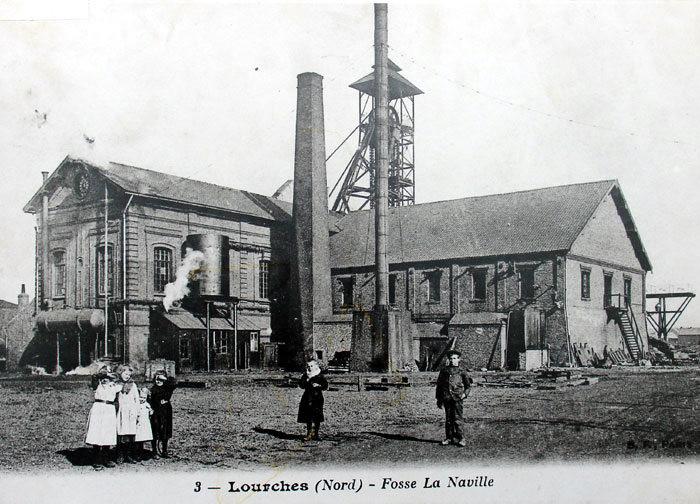 Fosse La Naville Lourches