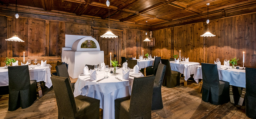 Thedl - Restaurant Ristorante Partschins Parcines  - Südtirol - Alto Adige - Gourmet Südtirol