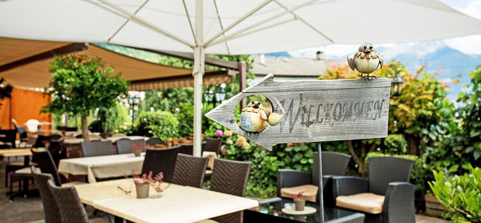 Kronenwirt Restaurant Ristorante Grill Partschins Parcines Südtirol Alto Adige Gourmet Südtirol
