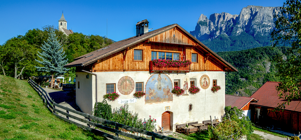 Gasthof Zuner Restaurant Lengstein - Ritten - Longostagno - Renon - Gourmet Südtirol