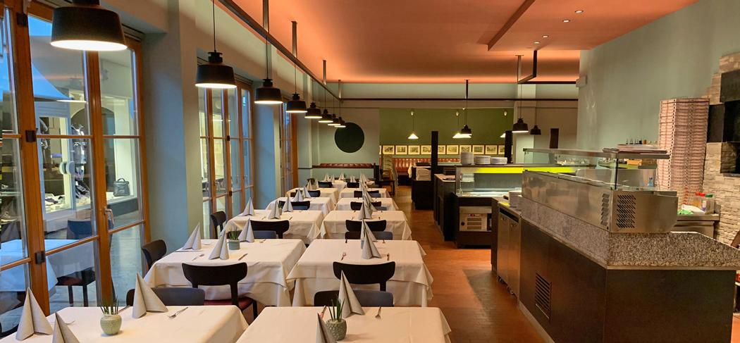 Gaston - Restaurant & Pizzeria - Merano - Gourmet Südtirol