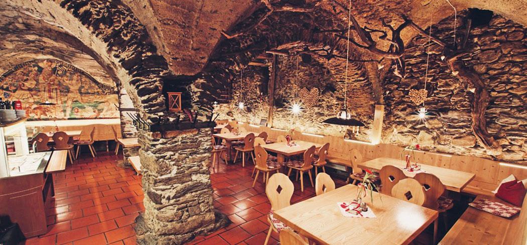 Hilberkeller - Restaurant - Ristorante - Kuens - Chaines - Südtirol - Alto Adige - Gourmet Südtirol