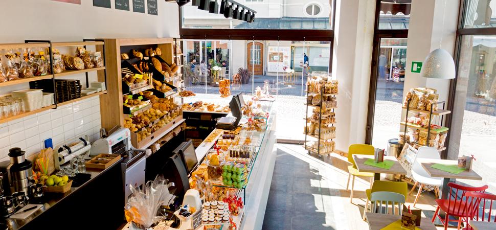 Cafeteria Erb - Konditorei & Bäckerei - Pasticceria & Panificio - Meran - Merano - Südtirol - Alto Adige - Gourmet Südtirol