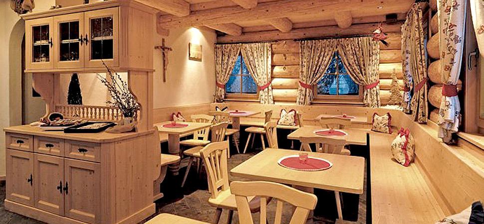 Ücia Picio Pré - Rifugio - S. Vigilio Marebbe  Alta Badia - Gourmet Südtirol