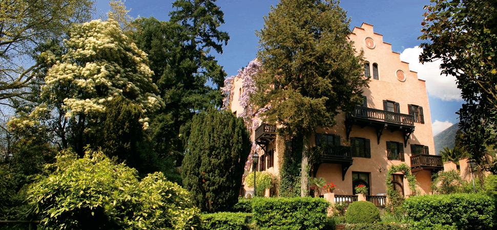 Schloss Pienzenau - Restaurant & Bistro - Ristorante & Bistro - Meran - Merano - Gourmet Südtirol