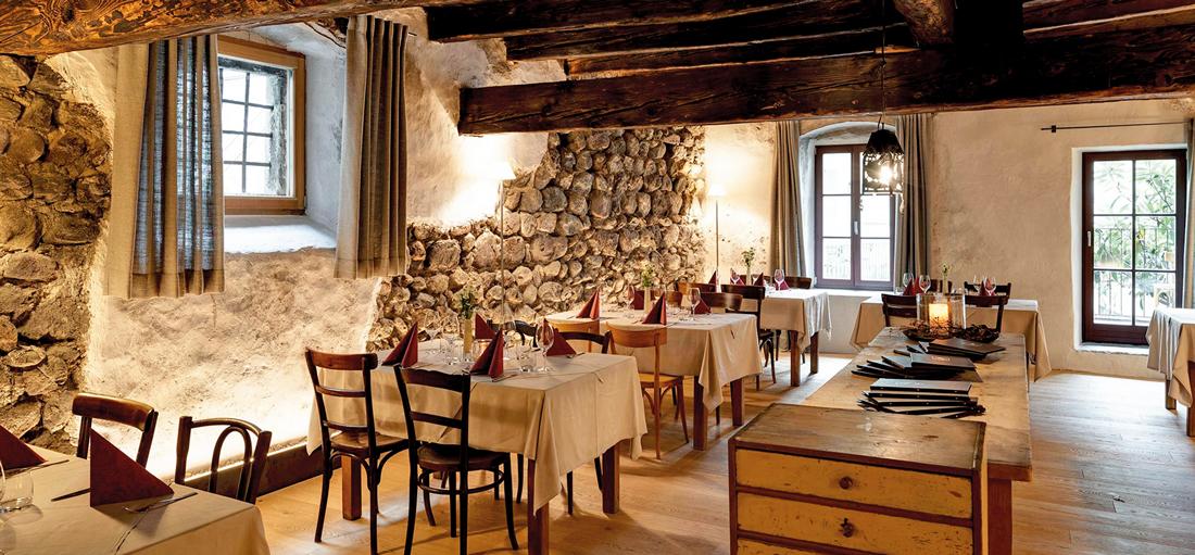 Rössl Bianco - Bistro - Restaurant - Ristorante - Bar - B&B - Bed & Breakfast Meran - Merano - Gourmet Südtirol