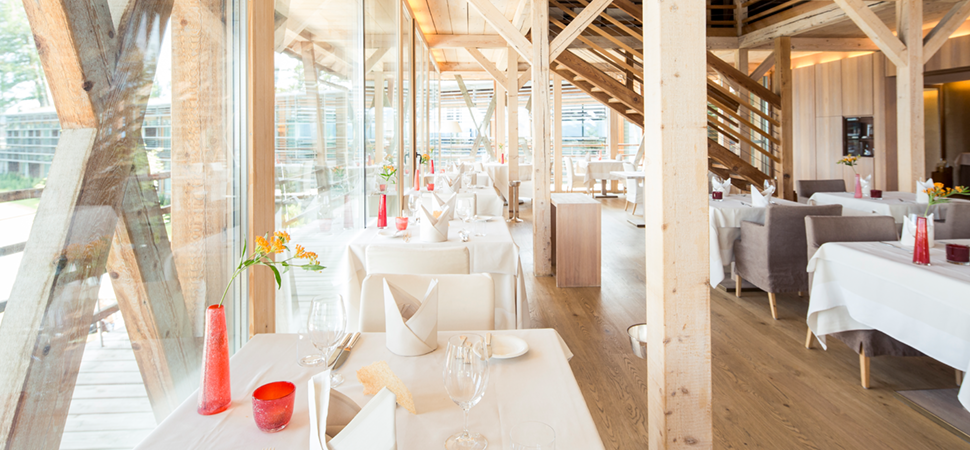 vigilius Restaurant 1500 - vigilius mountain resort - Vigiljoch - Ristorante Lana Gourmet Südtirol