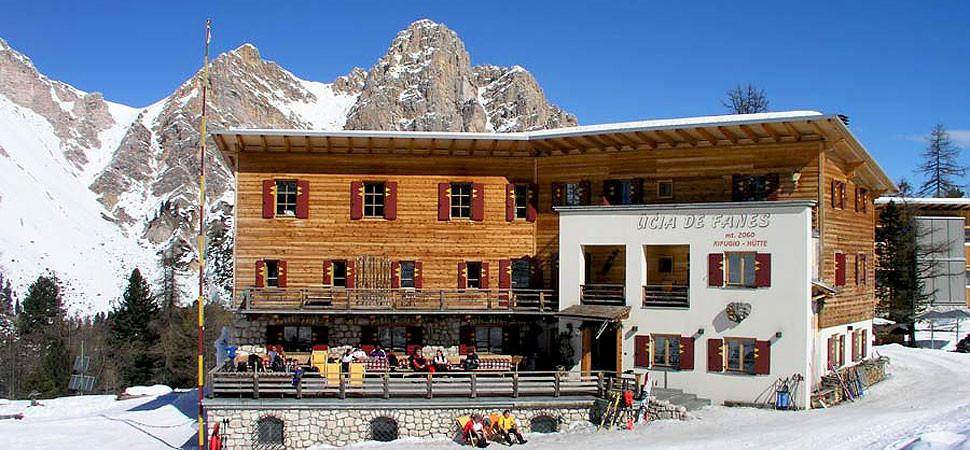 Rifugio Fanes Hütte St. Vigil San Vigilio Südtirol Alto Adige Gourmet Südtirol