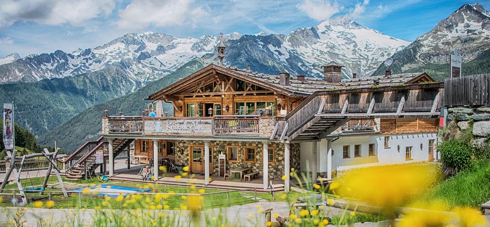 Kristallalm - Rifugio Kristall - Klausberg - Ahrntal - Valle Aurina - Gourmet Südtirol