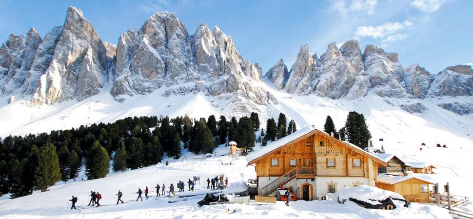 Geisleralm - Villnöss - Malga Geisler - Val di Funes - Gourmet Südtirol