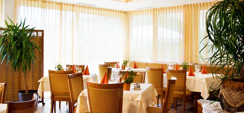 Restaurant Blitzburg Ristorante Bruneck Brunico Gourmet Südtirol