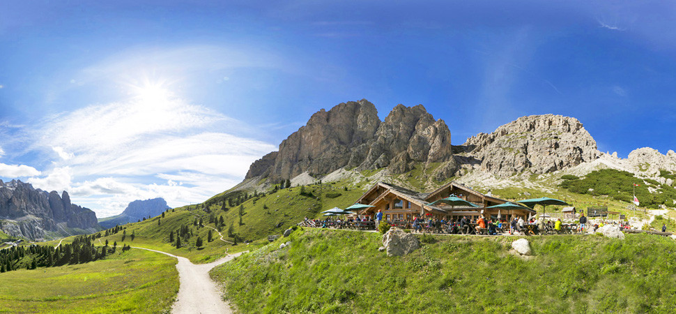 Jimmy- Hütte - Corvara - Alta Badia - Dolomiten - Gourmet ...