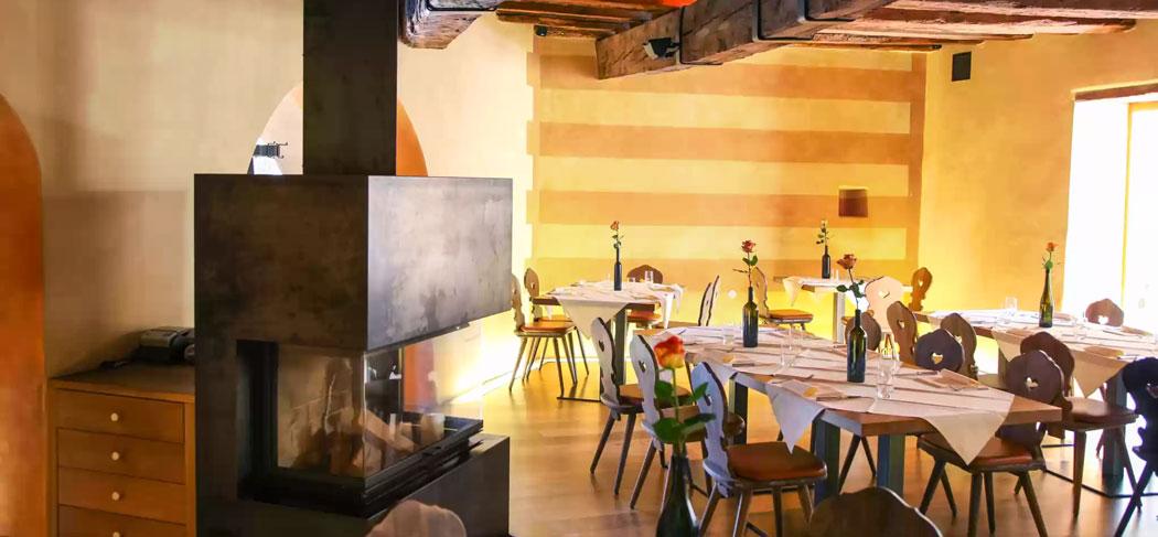 Restaurant Schwarz Adler Ristorante Kurtatsch Cortaccia Gourmet Südtirol