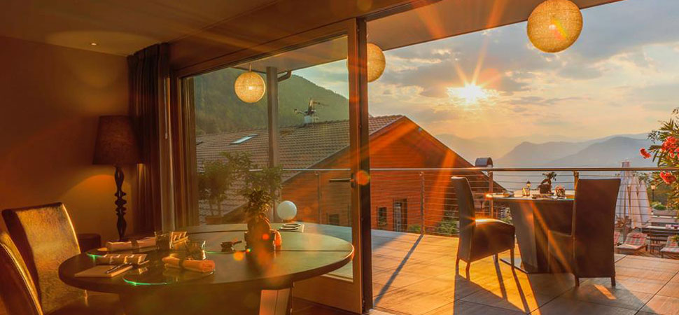 Astra Restaurant Ristorante Steinegg Collepietra Eggental Val d'eta Südtirol Alto Adige Gourmet Südtirol