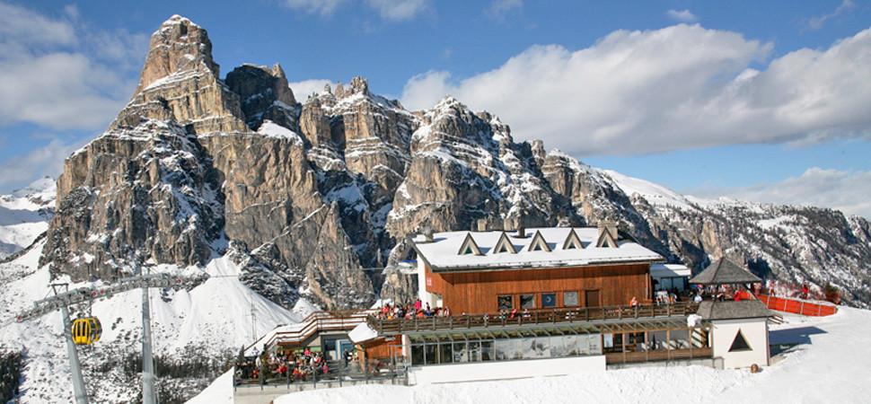 Rifugio Col Alt Hütte Corvara Alta Badia Gourmet Südtirol