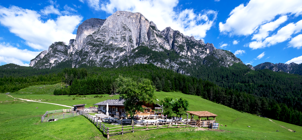 Tuffalm - Völs am Schlern - Fiè allo Sciliar - Gourmet Südtirol