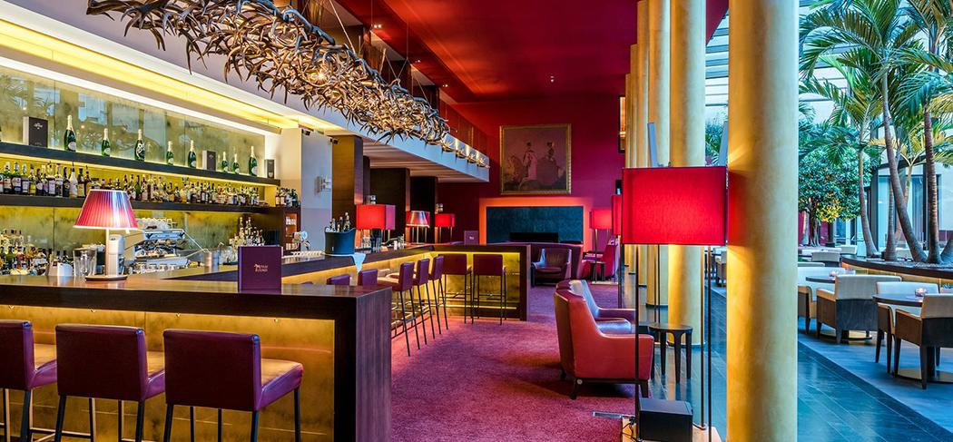 Palm Lounge - Café & Lounge - Meran - Gourmet Südtirol