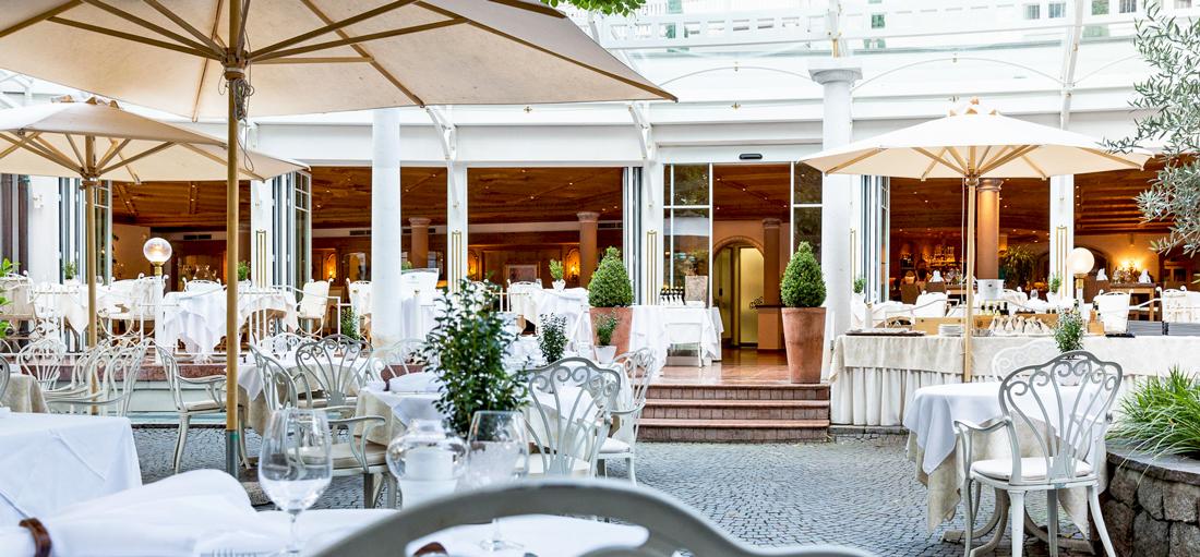 Oberwirt - Restaurant & Café - Marling - Marlengo - Romantik Hotel Oberwirt - Ristorante - Caffè - Gourmet Südtirol