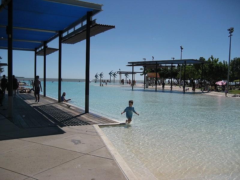 noch mal Bilder vom Wasserloch Cairns