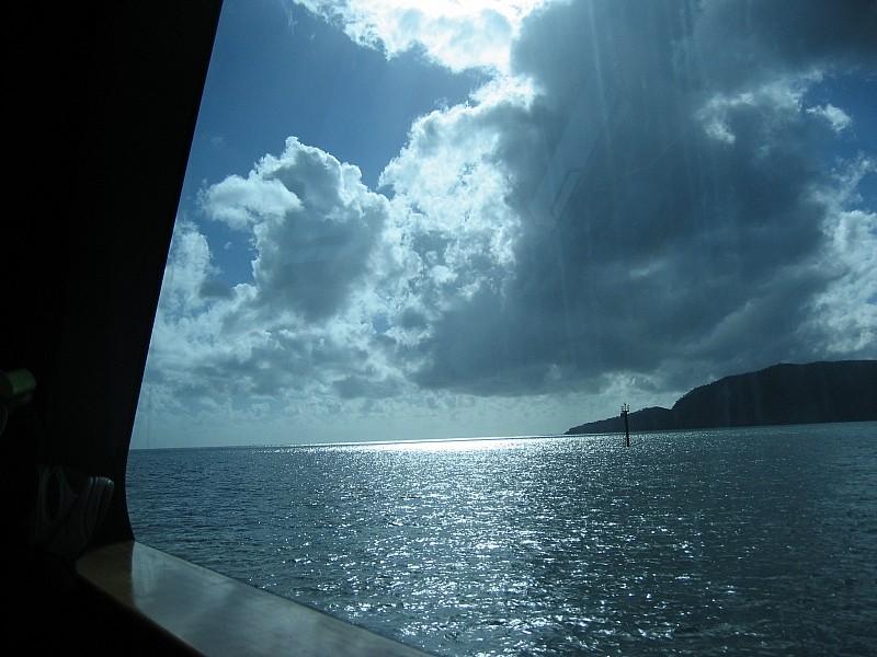 Der Tag auf dem Boot