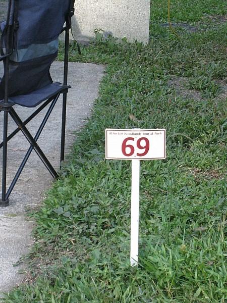 Hausnummer 69, wat sonst ;-)