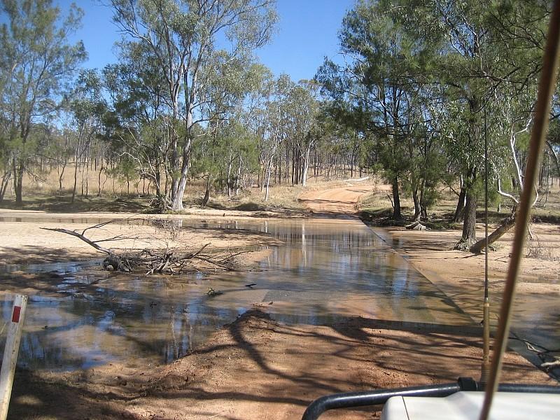 Straßen im Outback