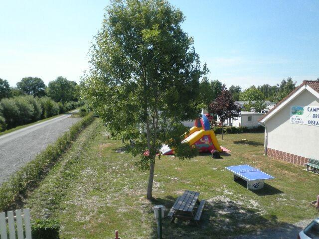 Camping des Oiseaux entre Rue et le Crotoy