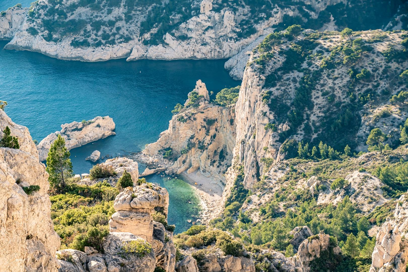 Photo de Calanque à Marseille - Calanque de sugiton