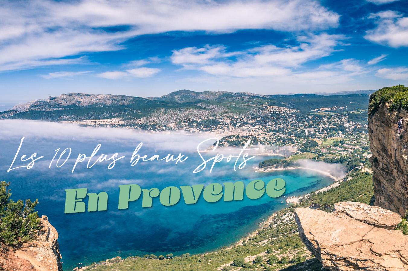 Ou faire vos plus belles photos en Provence