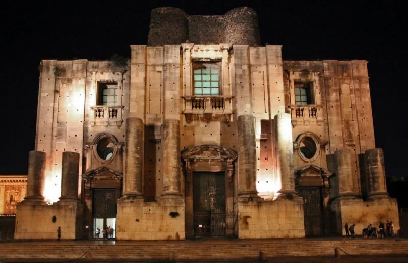 Chiesa di San Nicola l'Arena, Catania