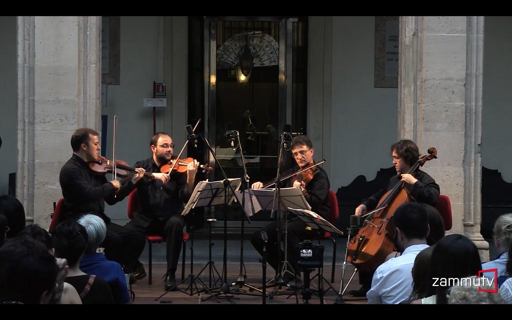 Quartetto Aetna