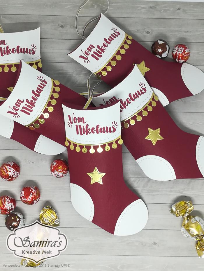 Der Nikolaus war da...