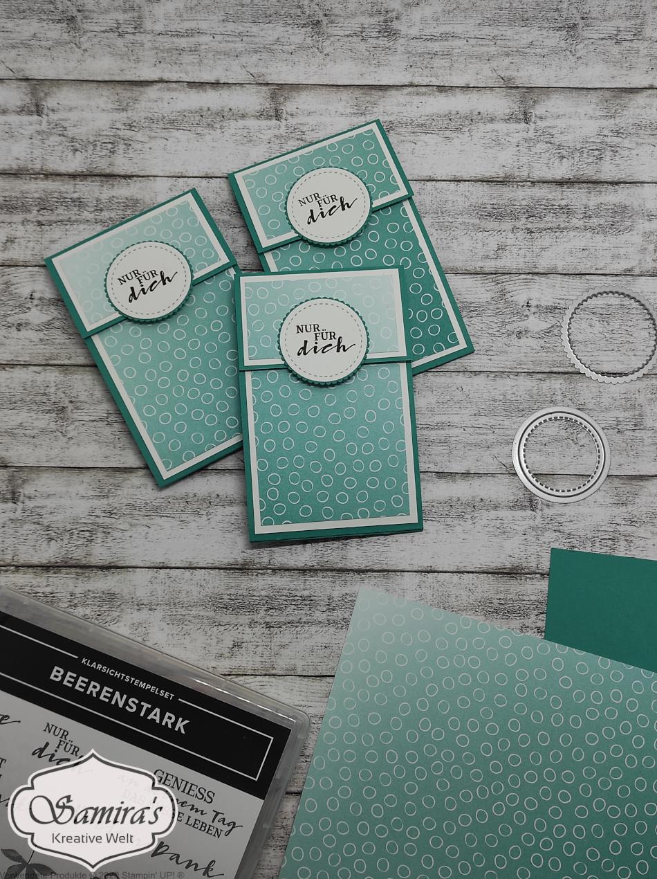 Creative Hoppers - Gutschein / Geldverpackung